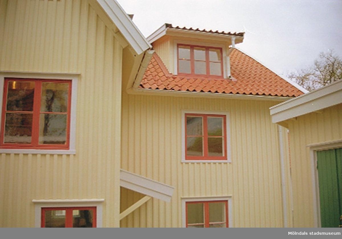 Franckegatan 2, Sörliden 1. Kvarnbyn 2001-11-07.