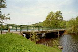 Gunnebo bro vid Stensjön 1996-05-27.