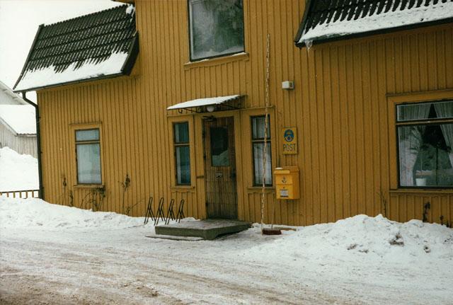 Postkontoret 521 05 Vartofta