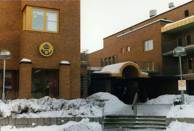 Postkontoret 791 02 Falun Tegelvägen 16