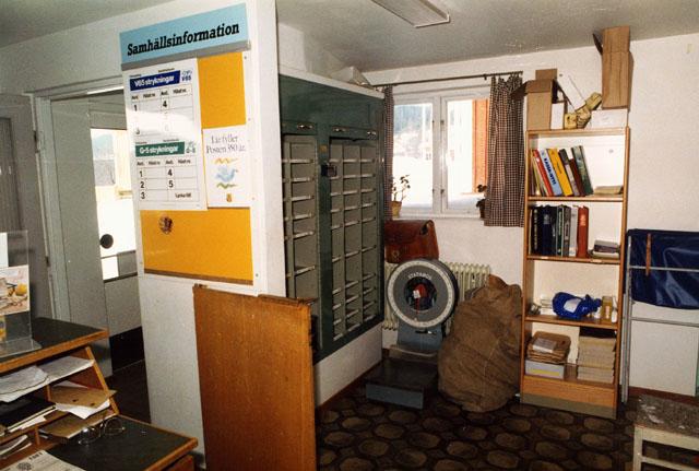 Poststället 890 15 Ulvöhamn