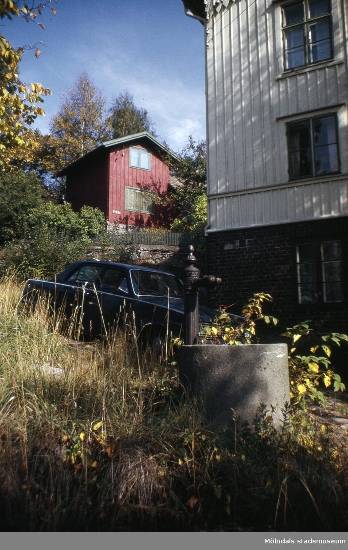Roten F 23 B och 21 i Mölndal, 1970-tal.