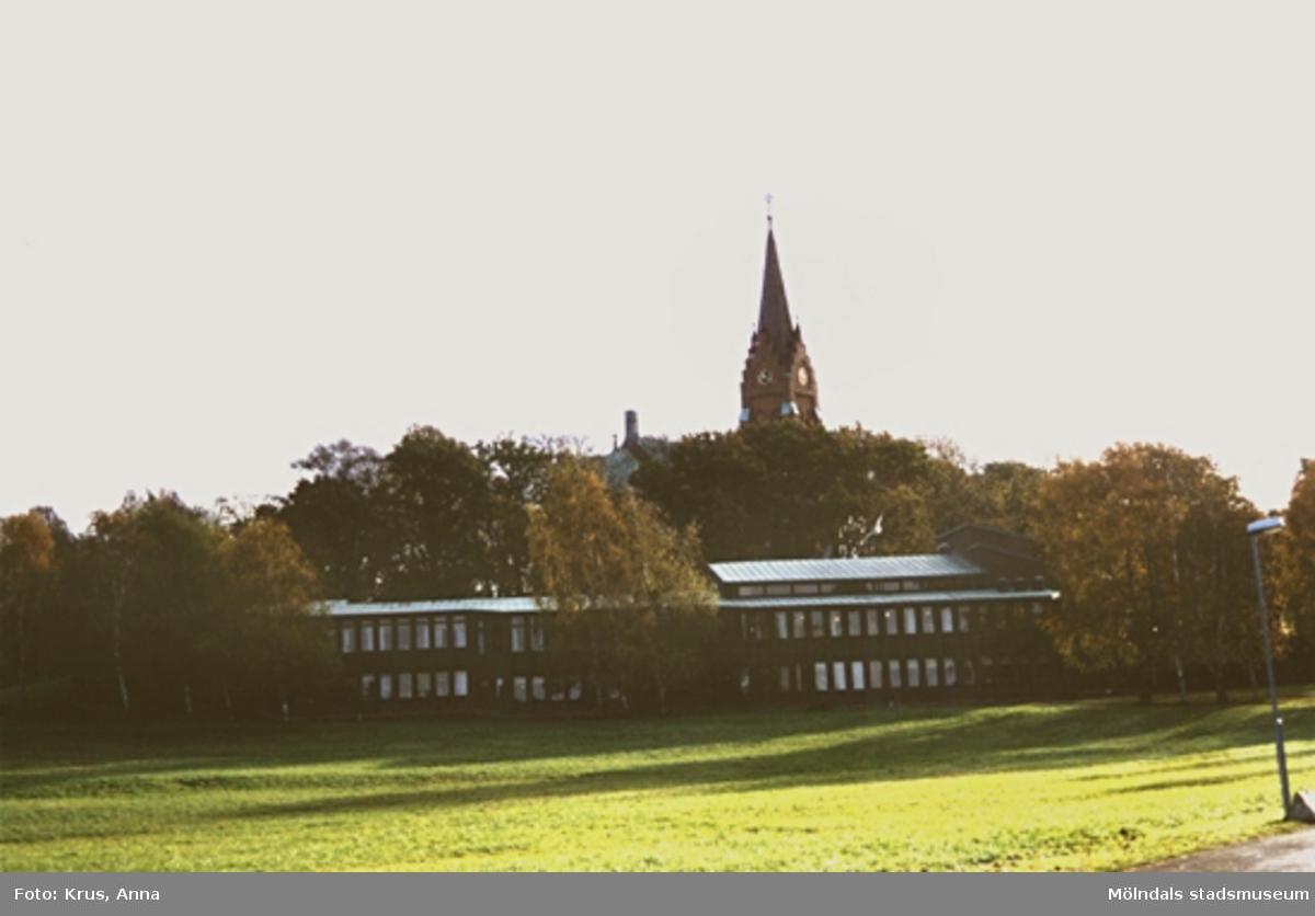 Fässbergs kyrka - miljö.