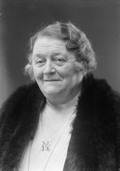 Betzy Kjelsberg.