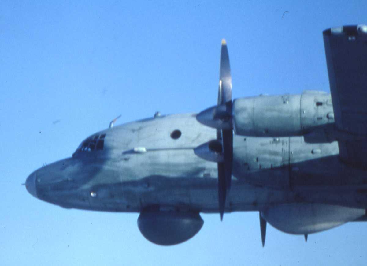 Russisk fly av typen May Modifisert.