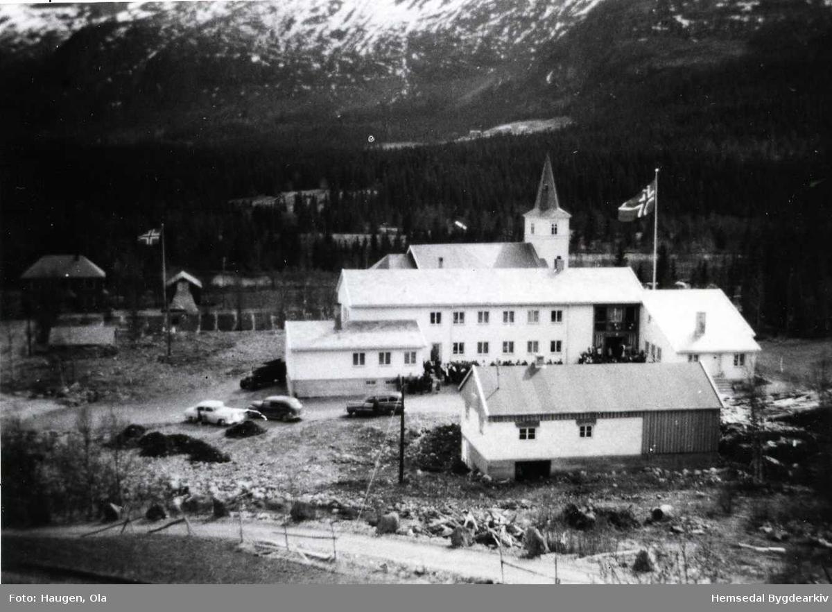 Hemsedal Bygdaheim 17. mai 1956