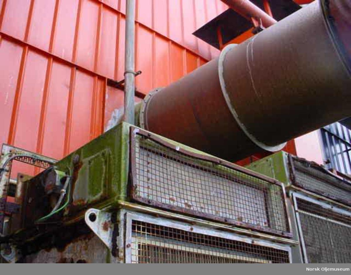 321-2003-1 Turbine Exhaust