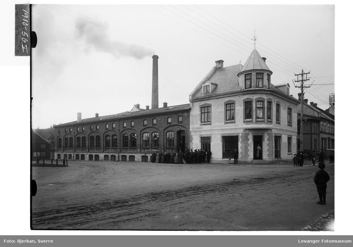 I.L. Eides gård i Levanger