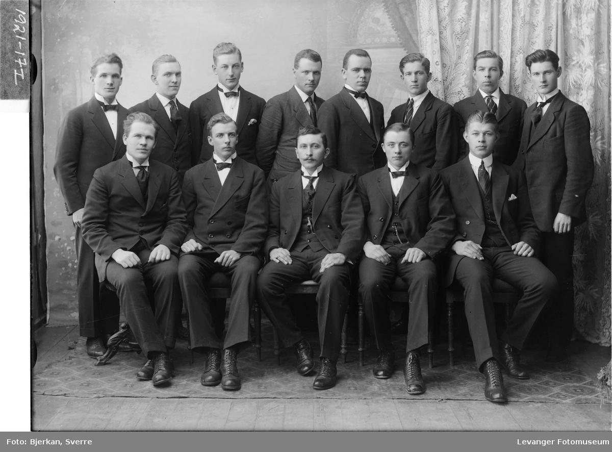 Meieriskolens elever i Levanger