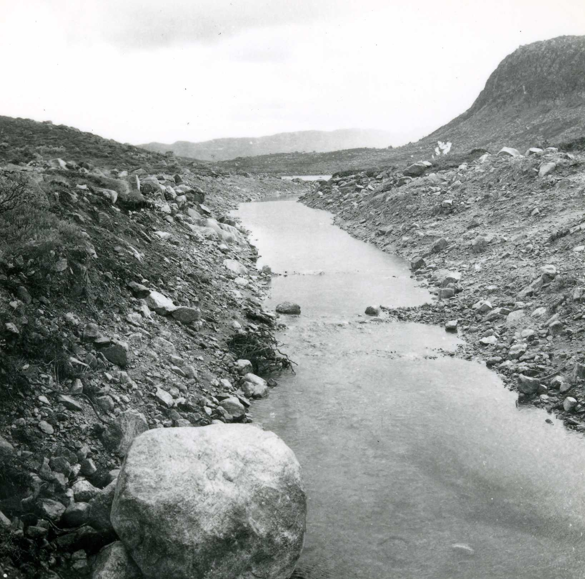 Kanal, Langesæ.