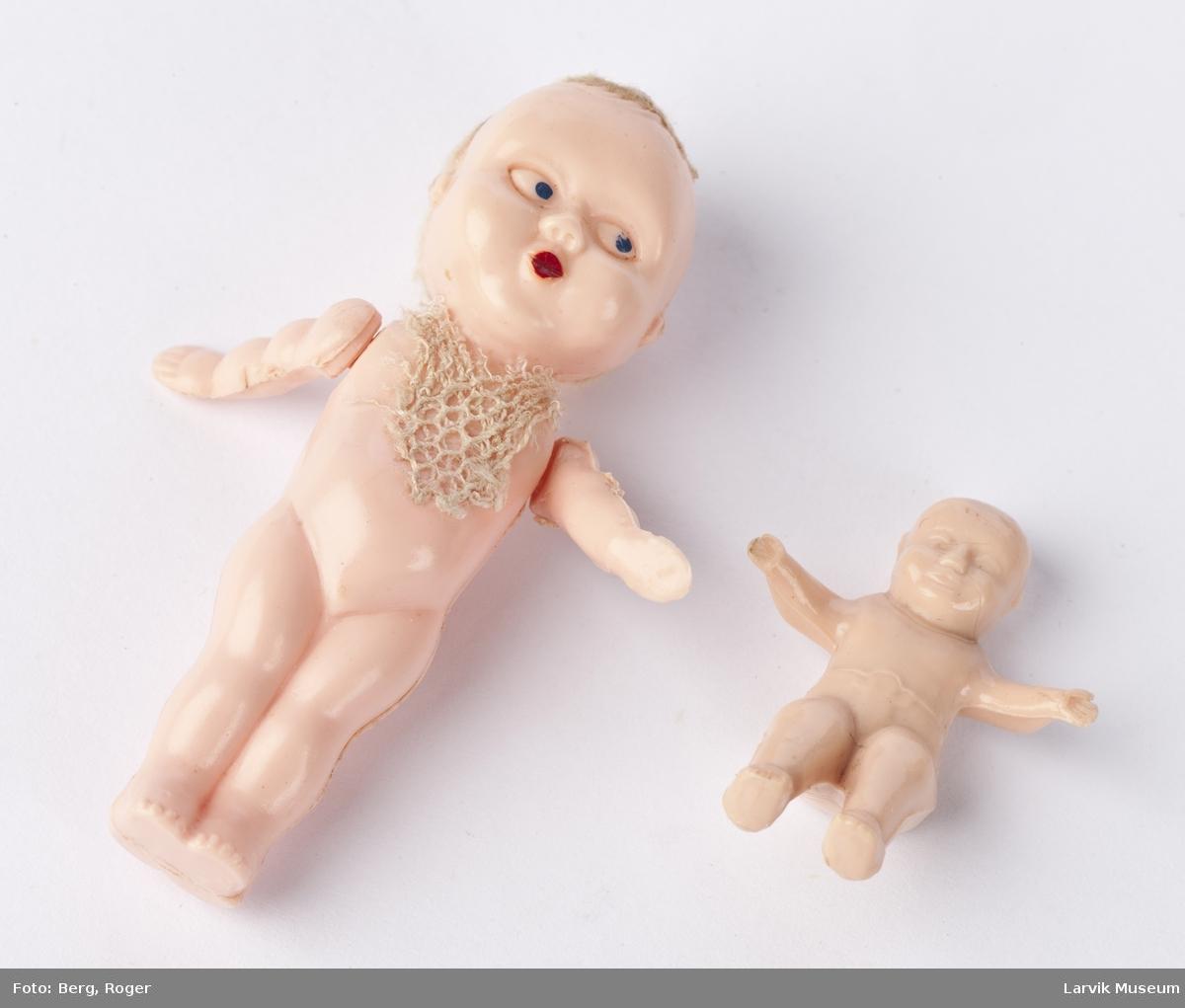 Dukkemor og barn
