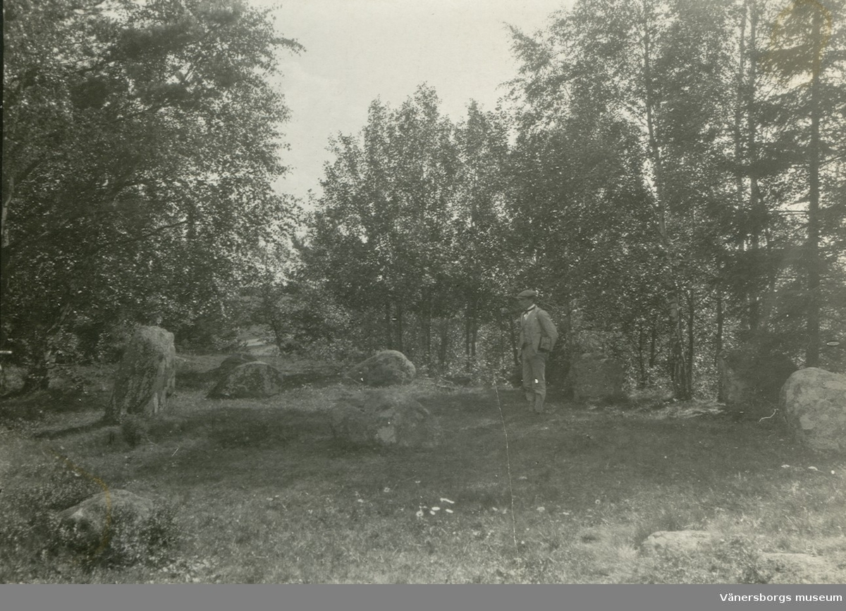 Erikstad, Domarring.