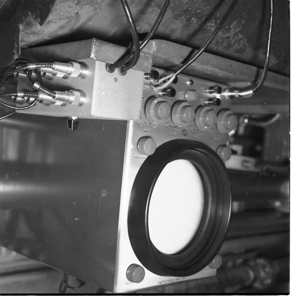 Fartyg: UPPLAND                         Övrigt: Jagaren Uppland, mätinstrument i turbinerna