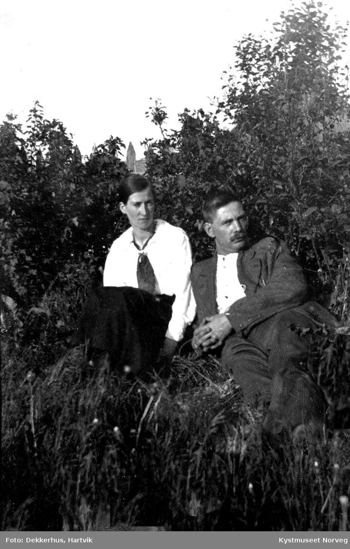 Jette og Henrik Isaksen
