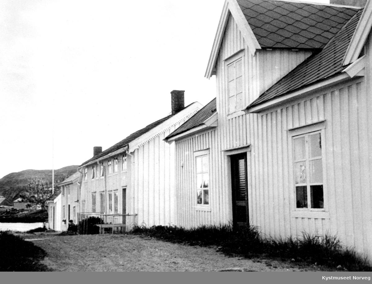 Rørvik, Torgvegen