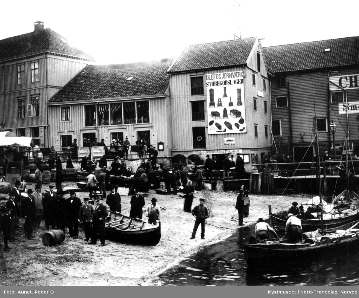 Ravnkloa i Trondheim