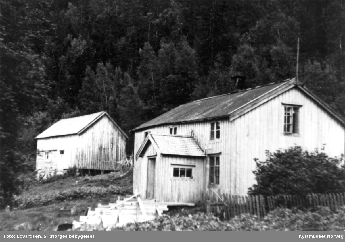 Husmannsplassen Bådsvika under Lund