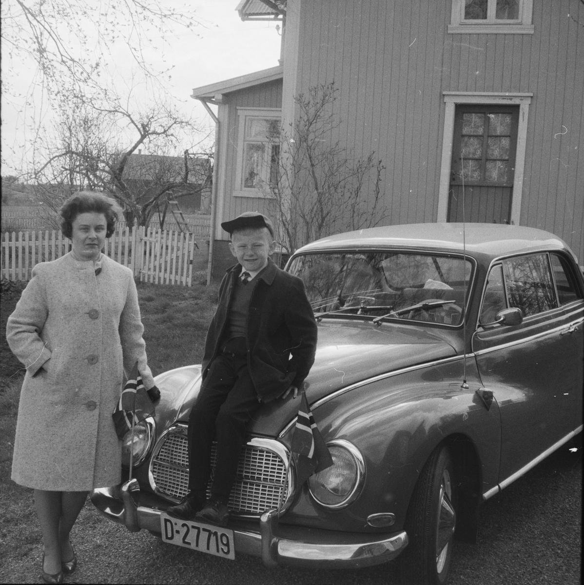 17. mai. Elverum.  1960-tallet.