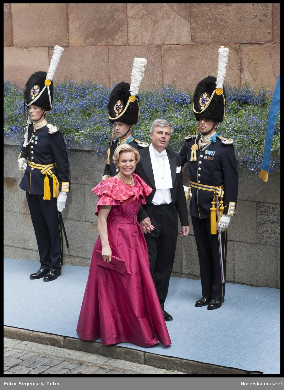 Kronprinsessbröllopet. Dokumentation av bröllopet mellan