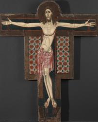 Korsfestet Kristus [Maleri]