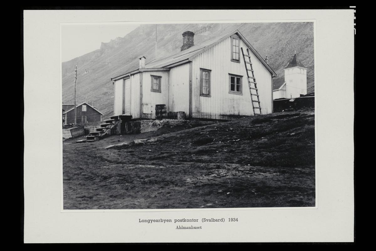 eksteriør, postkontor, 9170 Longyearbyen