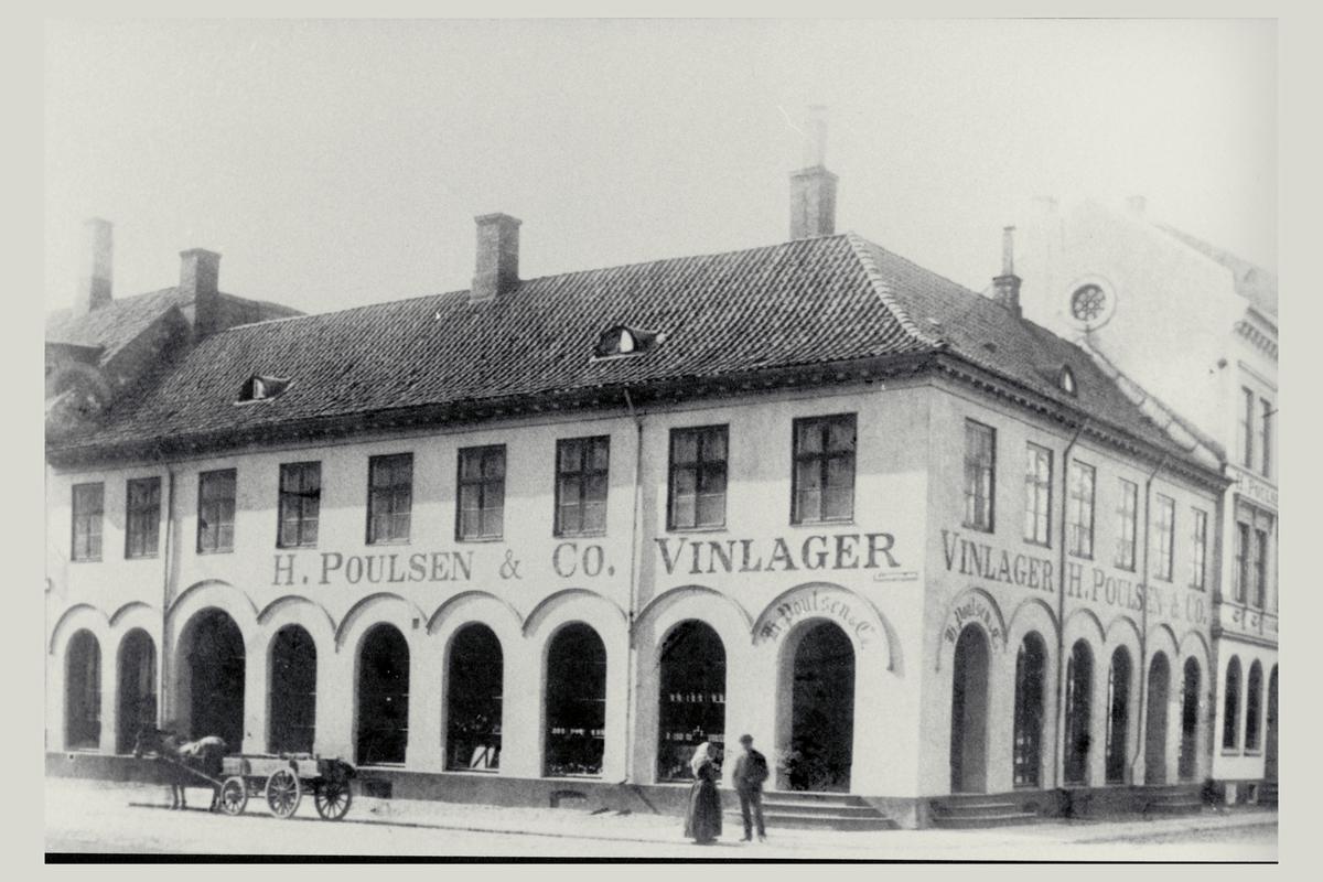 eksteriør, postkontor, Oslo Rådhusgata 6