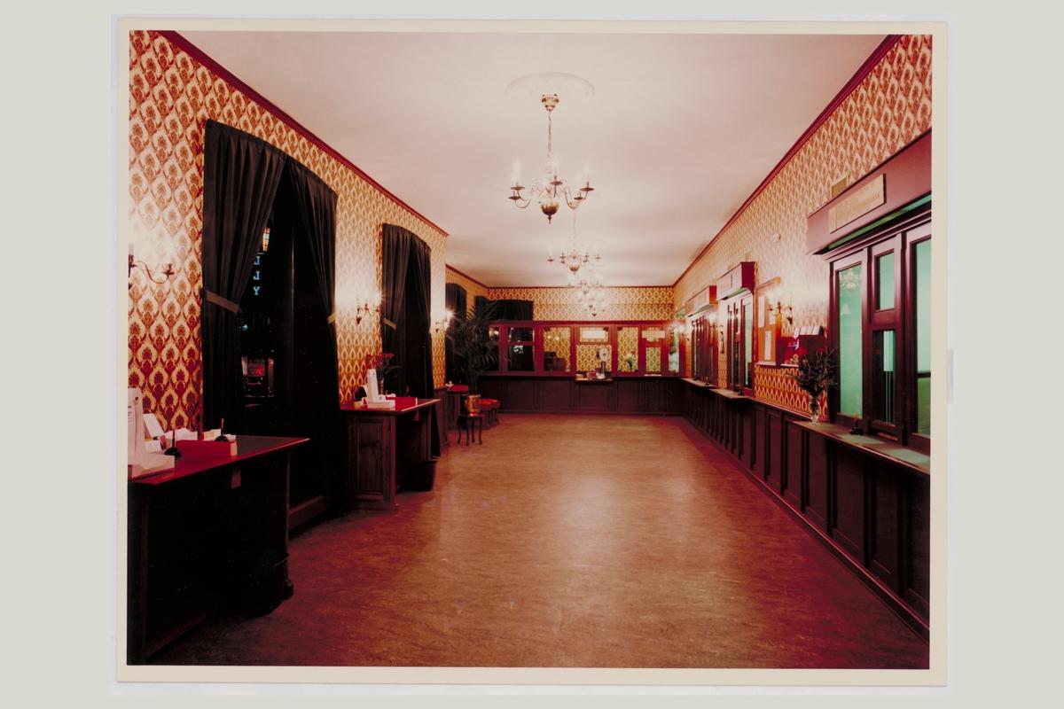 interiør, postkontor, 0128 Egertorget