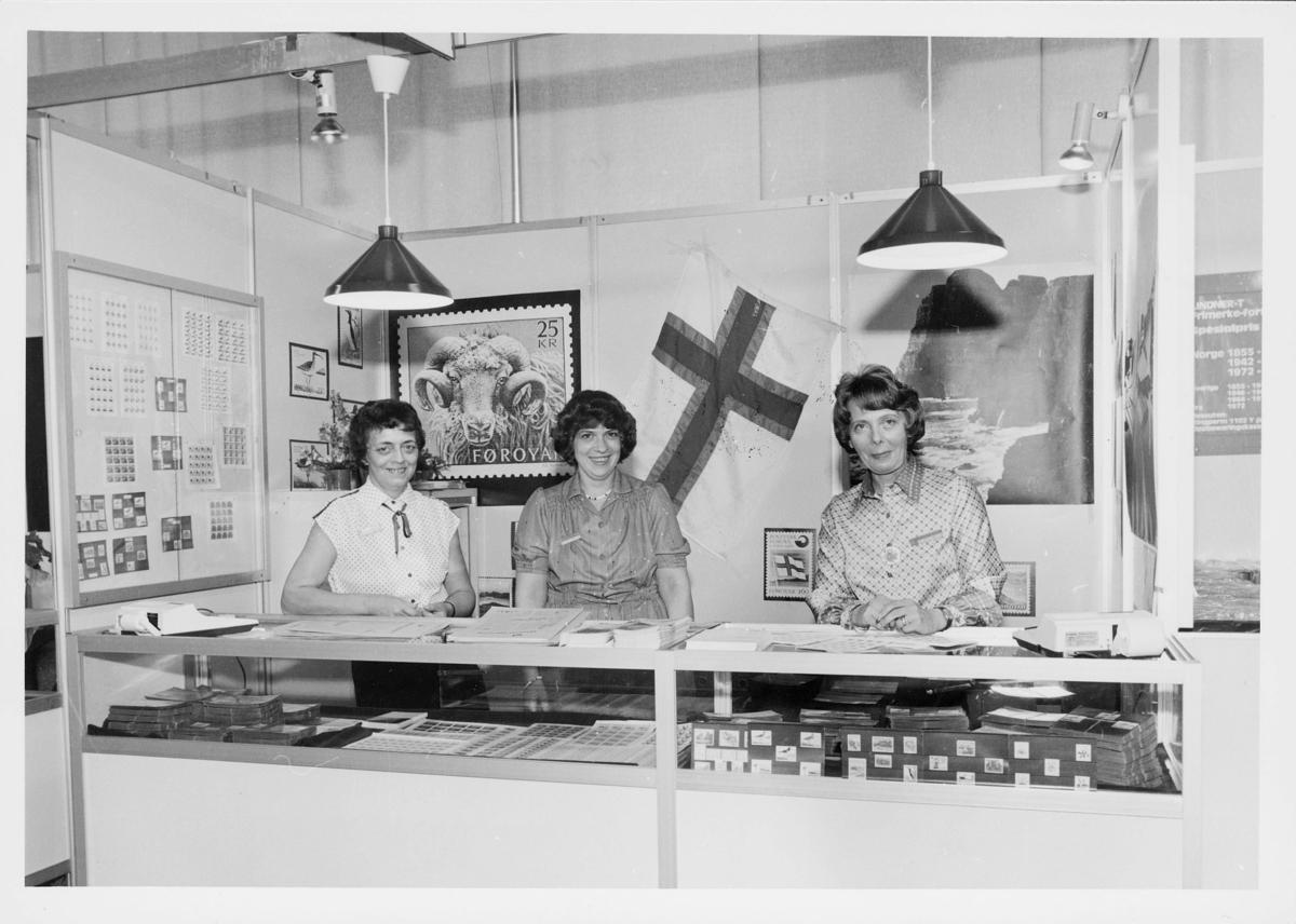 utstilling, Norwex 80, Sjølyst, stands, ekspeditører