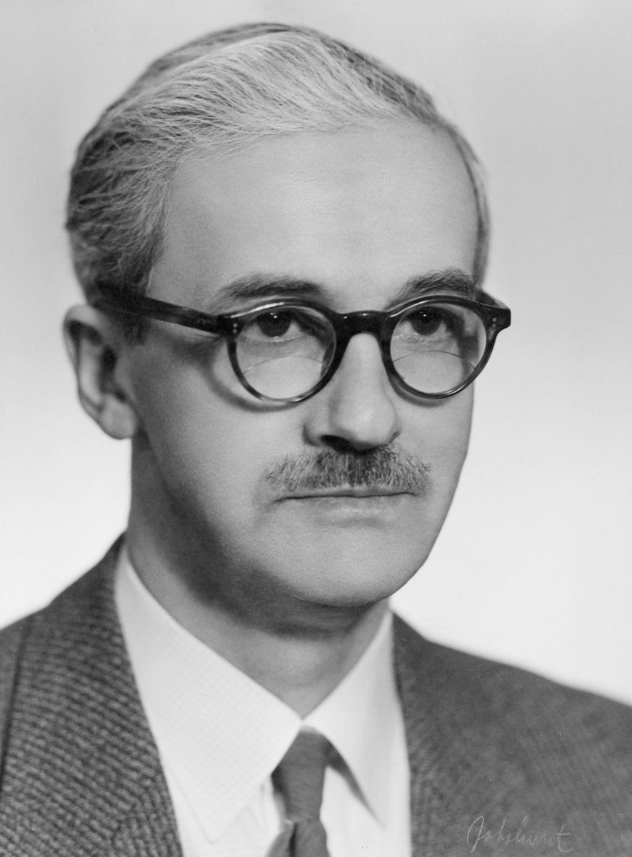 postmester, Torgersen Sten Trygve, portrett
