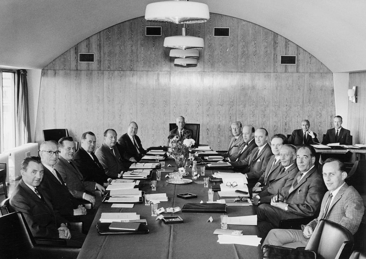 gruppebilde, Oslo, Personalutvalgets innstilling, menn