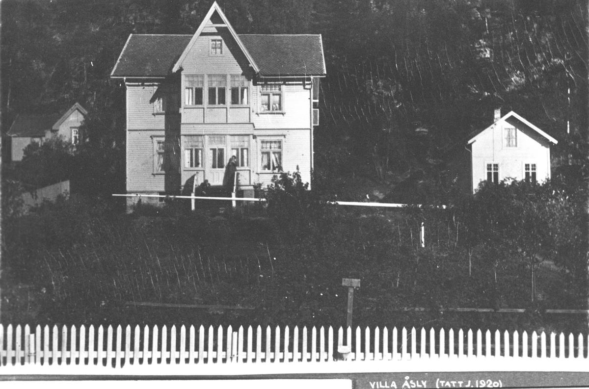 Villa Åsly.