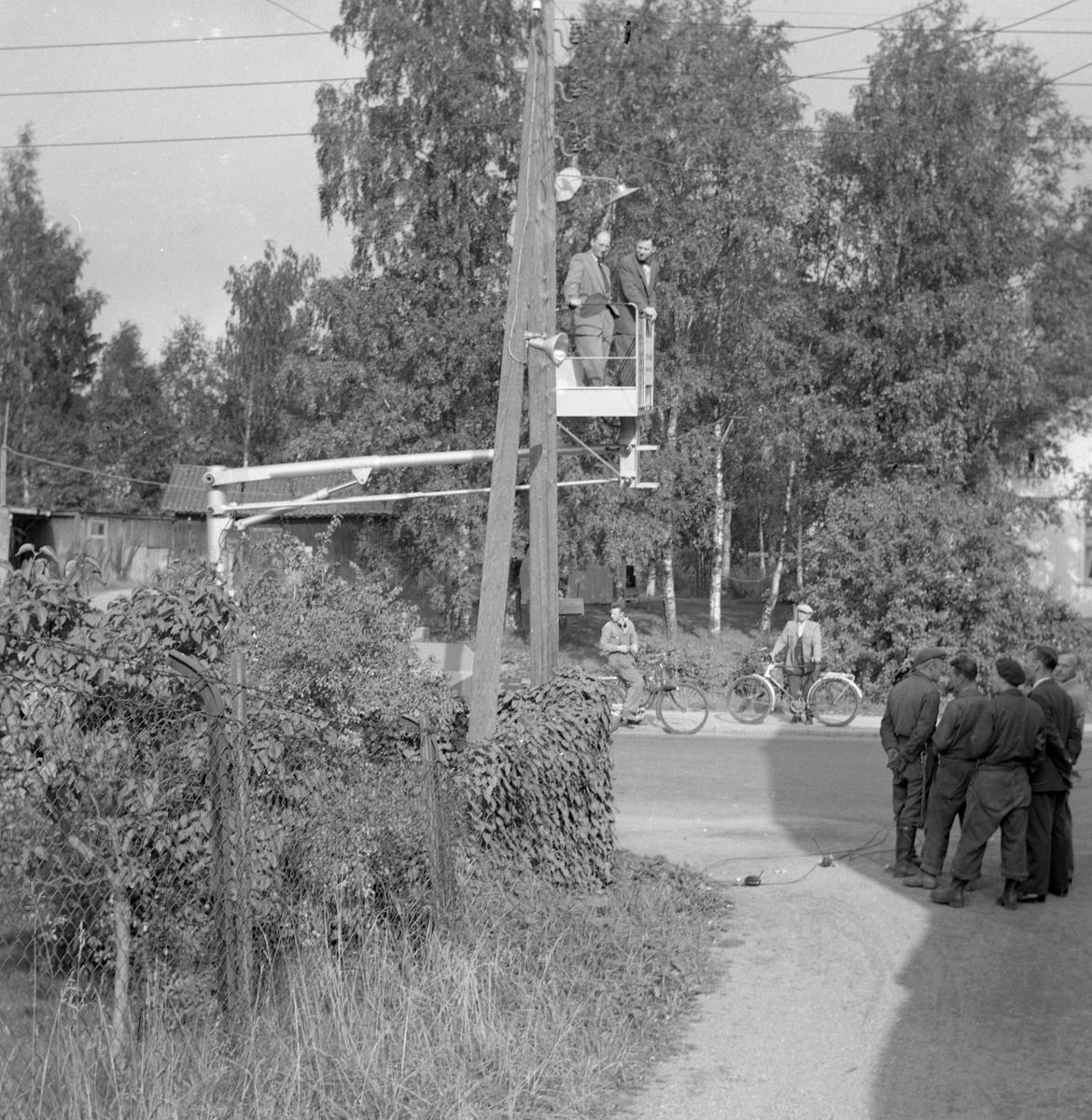Kranbil, Hoberghjørnet.