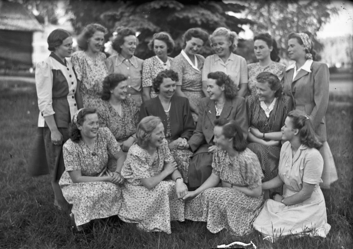 Gruppe kvinner