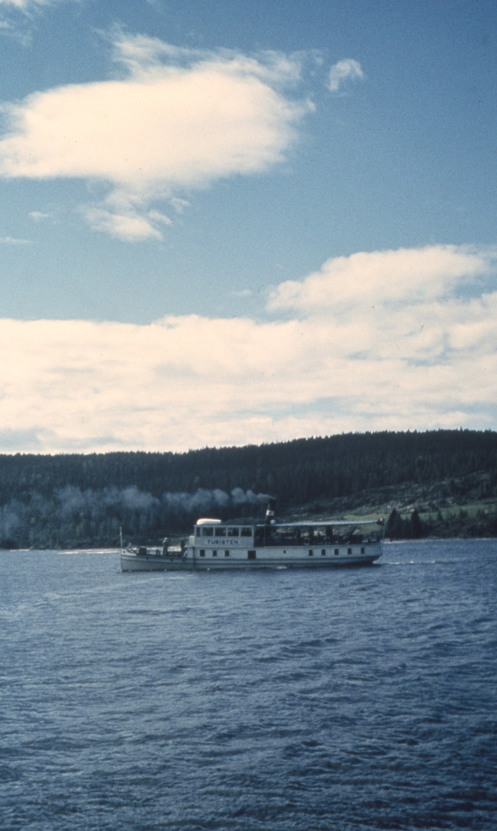 D/S Turisten ved Skulerud