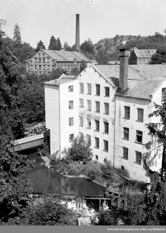 Nydalen Compagniet,.juli 1955