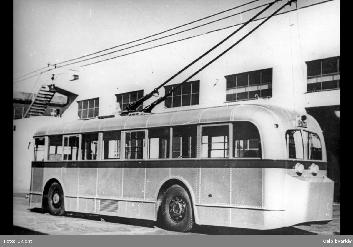 SV Trolleybuss, E-41