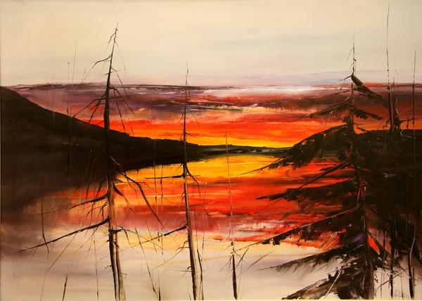 foto til maleri
