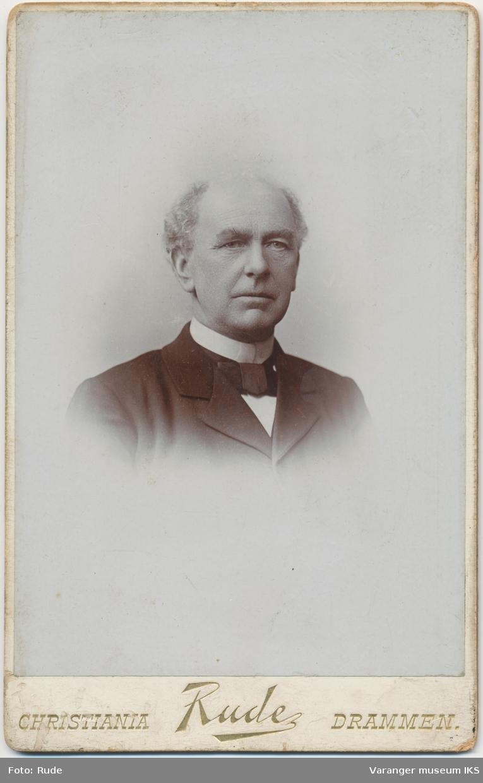 Portrett, Søren Johan Meyer