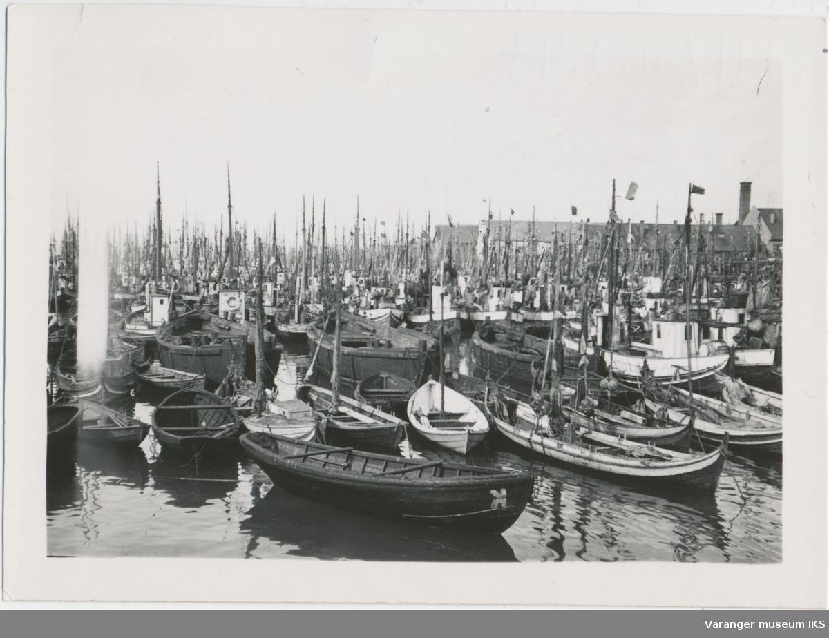 Nordre Våg, sett fra Valen, 1937