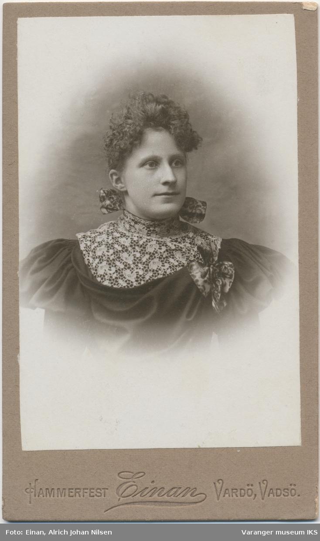 Portrett, Anna Ivertha Brodtkorb