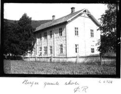 Berger gamle skole, Øvre Rendal, Rendalen