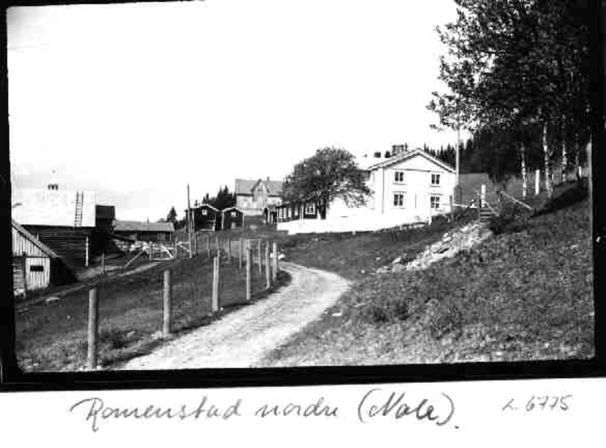 Romenstad nordre, (Nole), Rendalen
