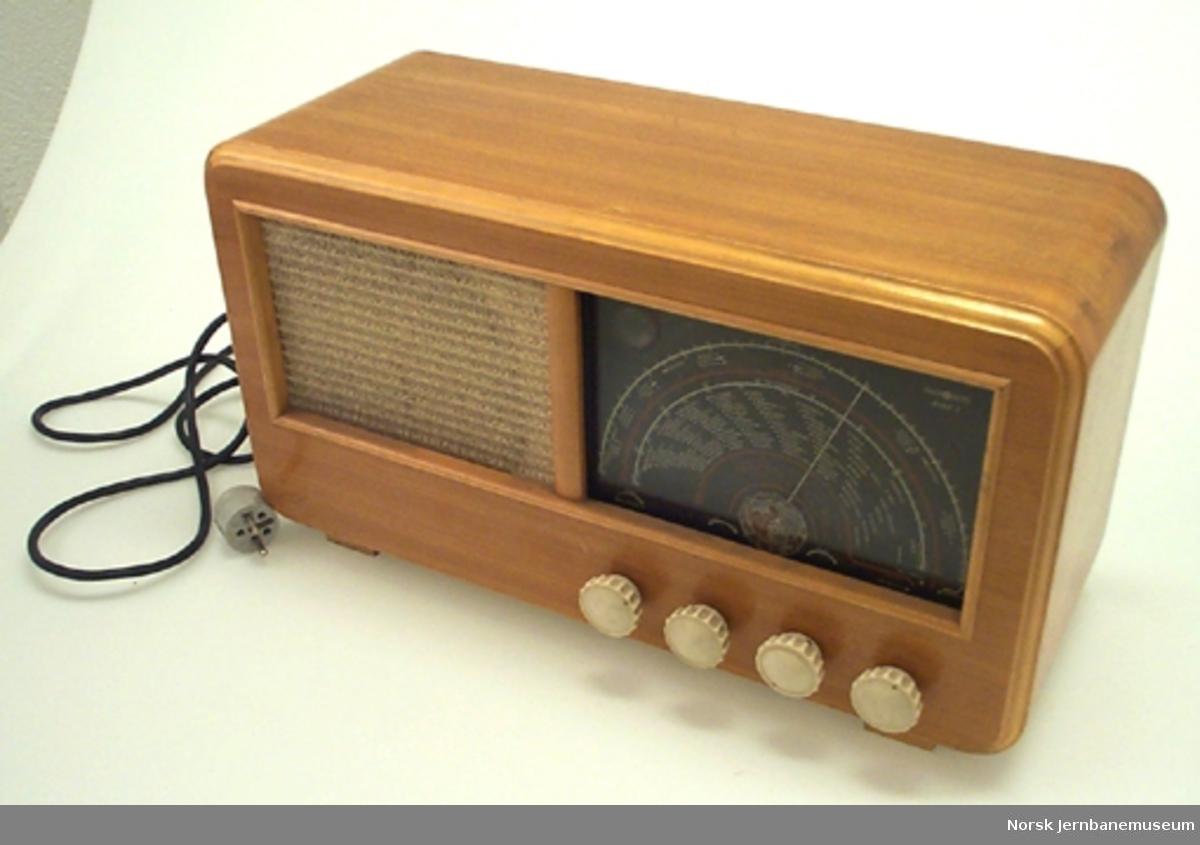 Radioapparat : Radionette