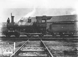 Damplokomotiv type XIX nr. 39
