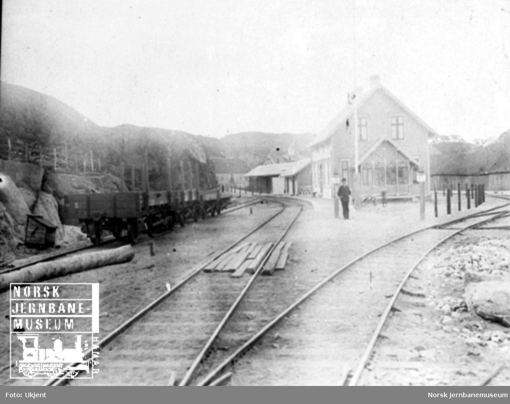 Lillesand stasjon