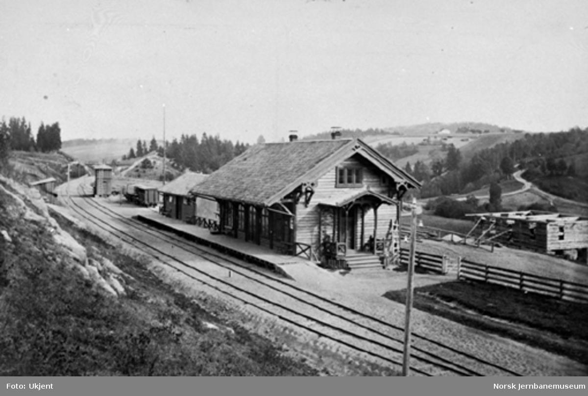 Røyken stasjon