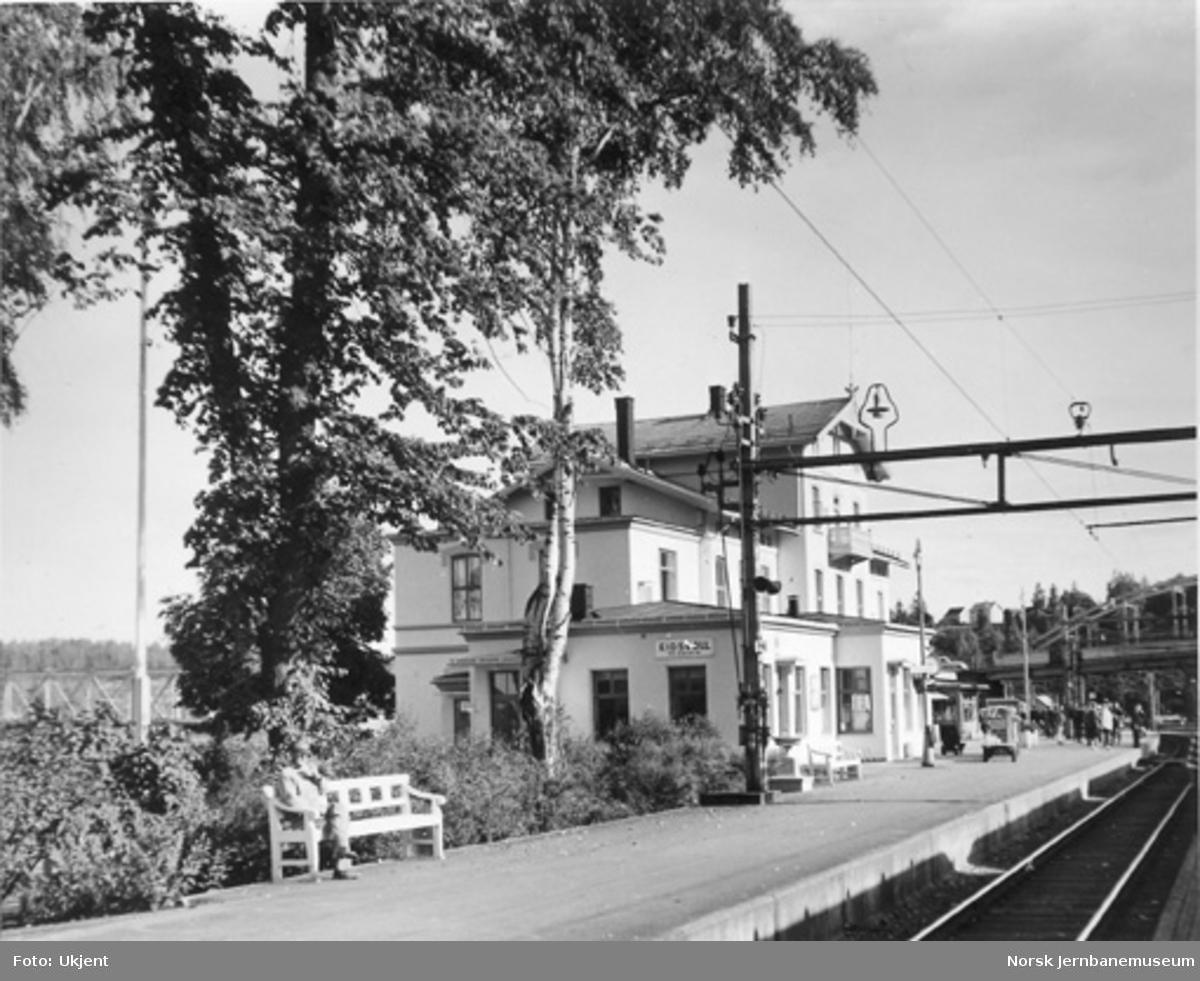 Eidsvoll stasjon
