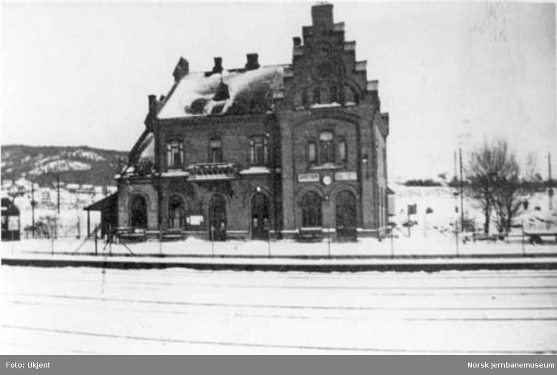 Grefsen stasjonsbygning