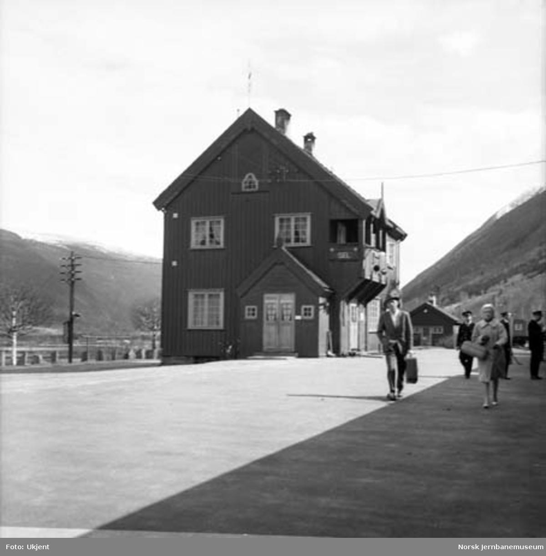 Sel stasjon