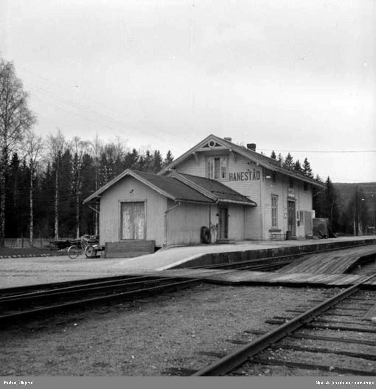 Hanestad stasjon